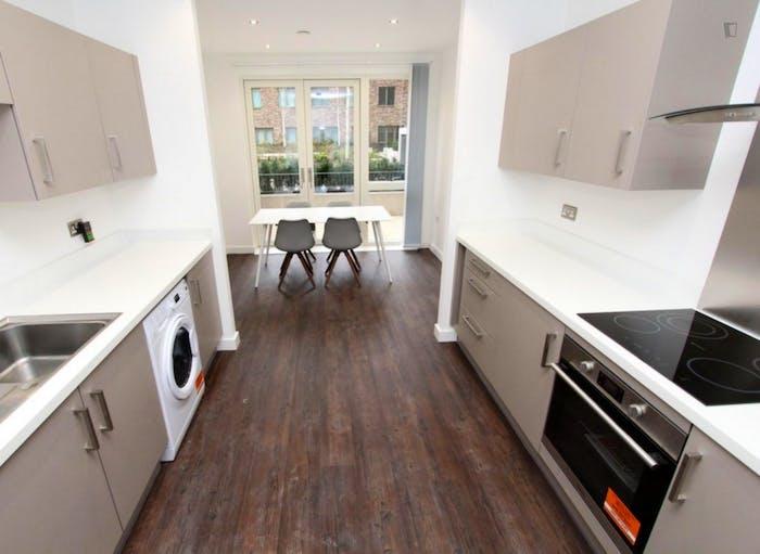 Very pleasant double bedroom in Royal Docks  - Gallery -  6