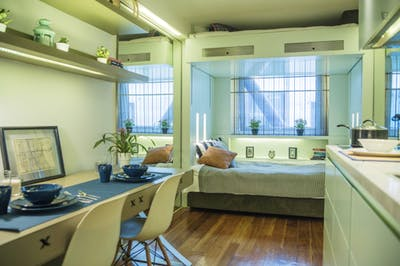 Welcoming studio in a student residence, in Hampstead - STUDENTS ONLY  - Gallery -  2