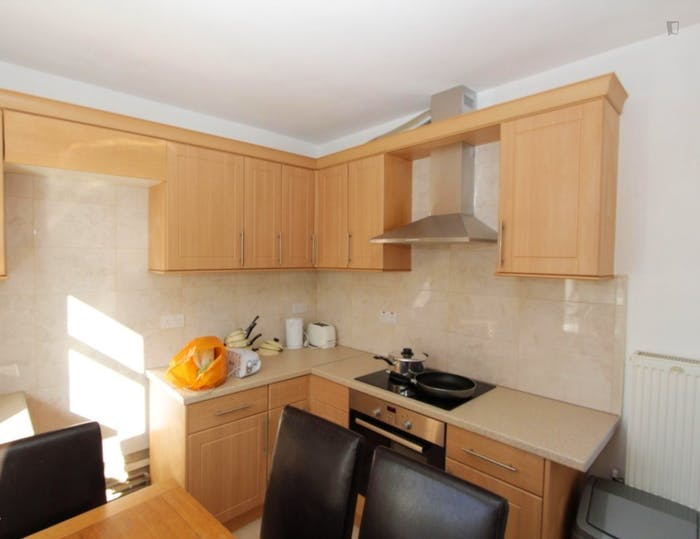 Very nice double bedroom near the Shoreditch High Street train station  - Gallery -  4