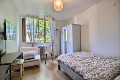 Cozy studio apartment in Boulogne Billancourt, near Stade Jean-Bouin