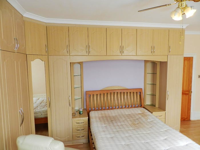 Very nice double bedroom in the Brent distrit  - Gallery -  2
