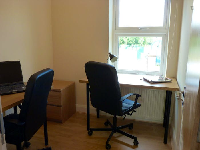 Welcoming double bedroom close to Tottenham Hale station  - Gallery -  6