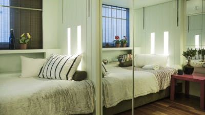 Stylish studio in a residence, near amazing Camden Town - STUDENTS ONLY  - Gallery -  2