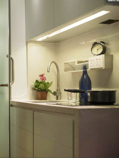 Stylish studio in a residence, near amazing Camden Town - STUDENTS ONLY  - Gallery -  3
