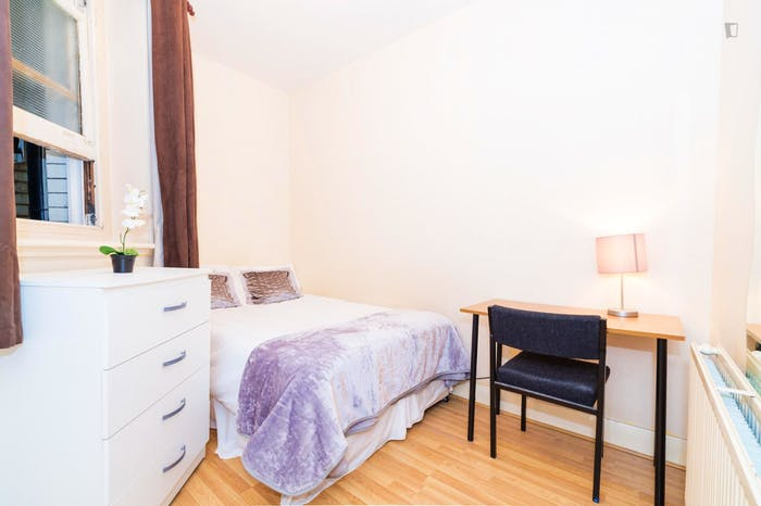 Very nice double bedroom near the Baker Street tube station  - Gallery -  2