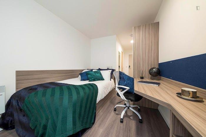 Welcoming double ensuite bedroom in the West Bar neighbourhood  - Gallery -  6