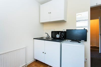 Studio in a good looking house, near Mile End tube station  - Gallery -  1