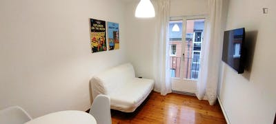 Homely 3-bedroom apartment in the centre of Santander