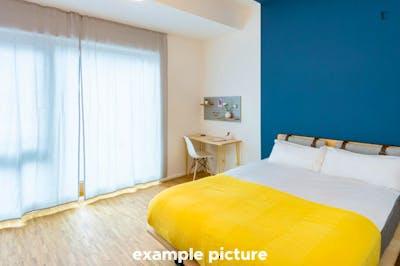 Alluring double bedroom in Westend-Süd