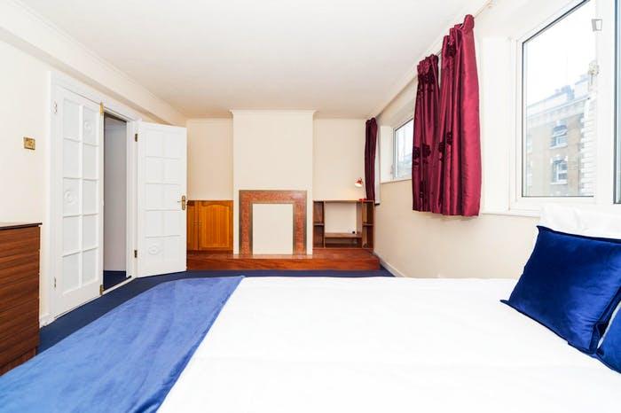 Very nice double bedroom in Paddington  - Gallery -  1