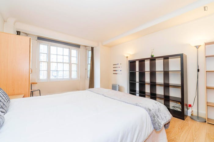 Very neat and spacious double bedroom in Marylebone  - Gallery -  4