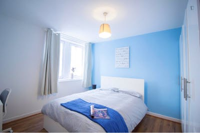 Sublime double bedroom near the Edgware Road tube  - Gallery -  2