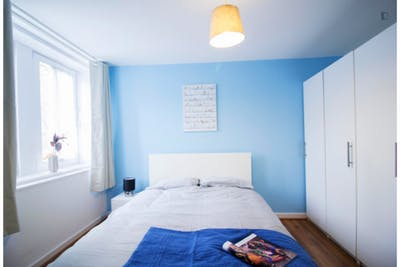 Sublime double bedroom near the Edgware Road tube  - Gallery -  1