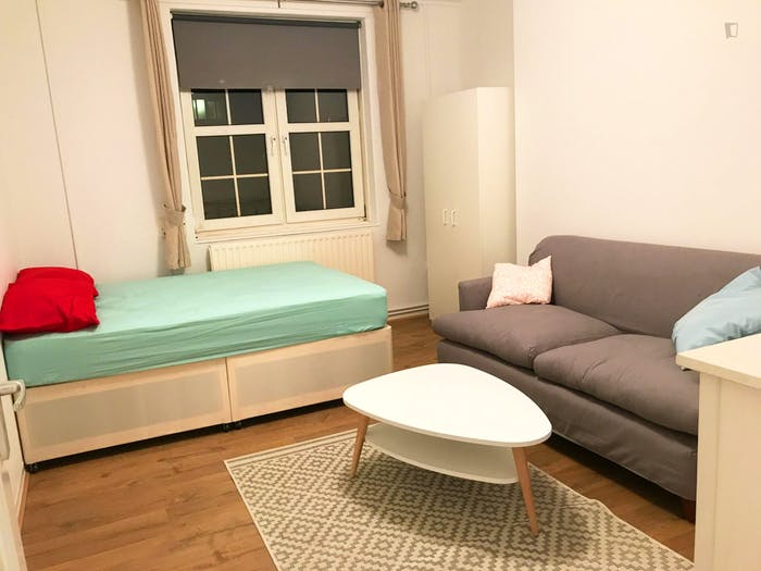 Very homely double bedroom in Clerkenwell  - Gallery -  1