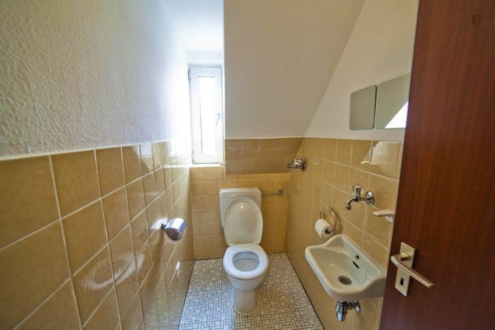 Warm single bedroom in Schwabing-West  - Gallery -  4