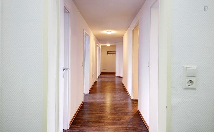 Warm single bedroom in a 6-bedroom flat  - Gallery -  9