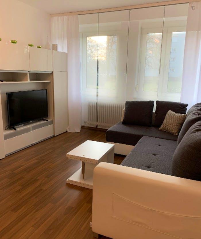 Wonderful 2-bedroom apartment in Nuremberg, 600 meters from Bauernfeindstr. U1 metro station  - Gallery -  4