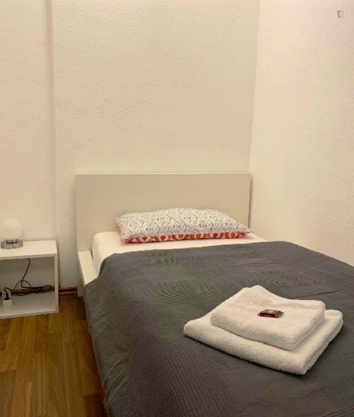 Wonderful 2-bedroom apartment in Nuremberg, 600 meters from Bauernfeindstr. U1 metro station  - Gallery -  3