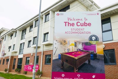 The Cube  - Gallery -  1
