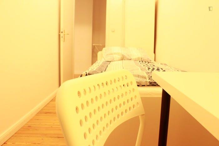 Unique single bedroom in Gesundbrunnen  - Gallery -  3
