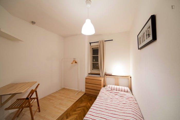 Warm single bedroom near Technische Universität München  - Gallery -  1