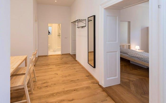 Welcoming single bedroom in Au-Haidhausen  - Gallery -  8