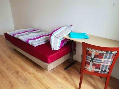 Superb double bedroom in Moabit  - Gallery -  3