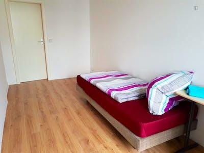 Superb double bedroom in Moabit  - Gallery -  1