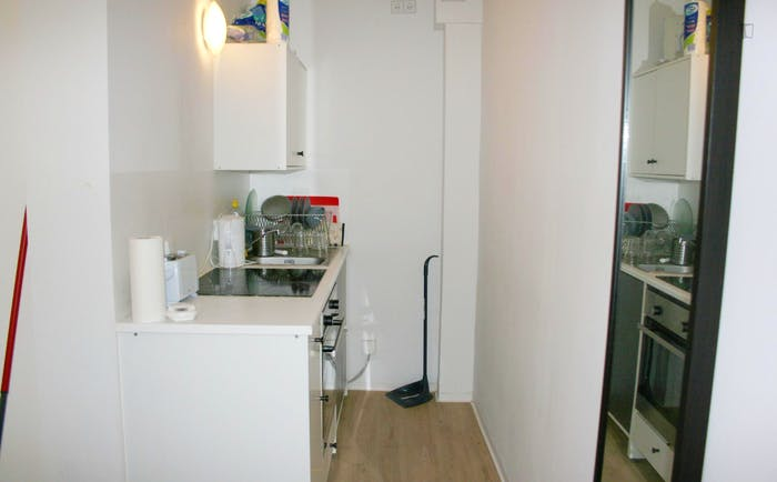 Well-located single bedroom not far from Hamburg Modecampus  - Gallery -  4
