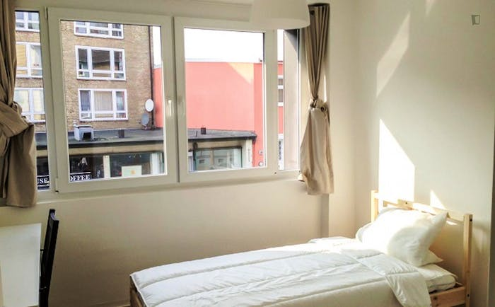 Well-located single bedroom not far from Hamburg Modecampus  - Gallery -  1