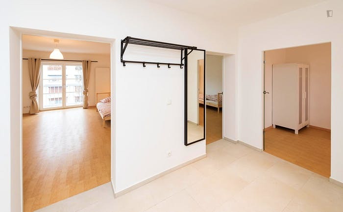 Very pleasant single bedroom near the Dietlindenstraße metro  - Gallery -  7