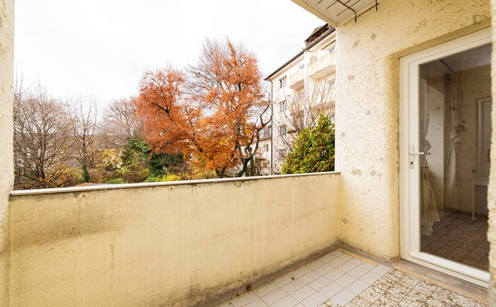 Very bright single bedroom in a 3-bedroom flat, in Schwabing  - Gallery -  6
