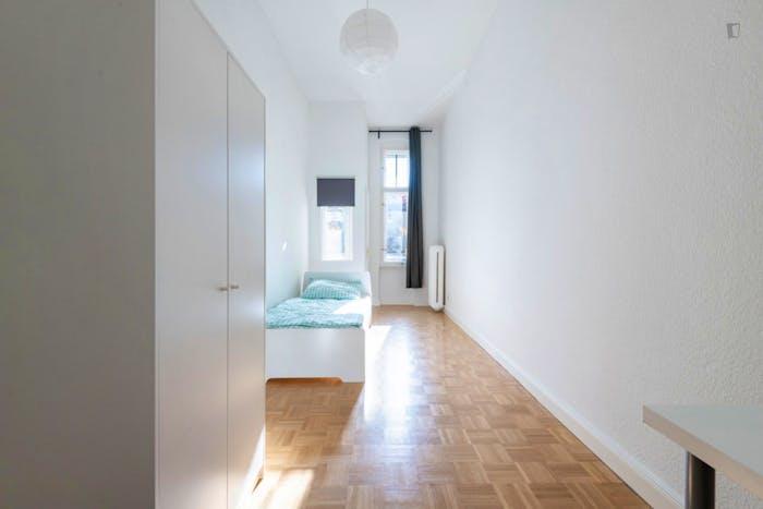 Very nice single bedroom in Schmargendorf  - Gallery -  8