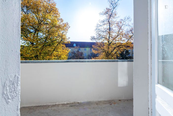 Very nice single bedroom in Schmargendorf  - Gallery -  2