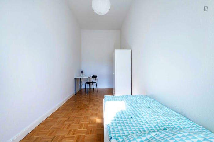 Very nice single bedroom in Schmargendorf  - Gallery -  1