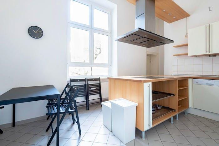 Very nice single bedroom in Schmargendorf  - Gallery -  5