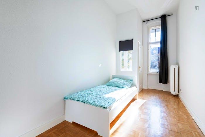 Very nice single bedroom in Schmargendorf  - Gallery -  9