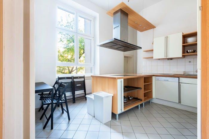 Very nice single bedroom in Schmargendorf  - Gallery -  4