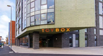 The Toybox  - Gallery -  2