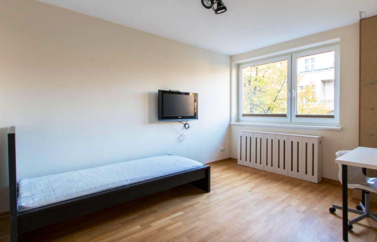 Single apartment berlin